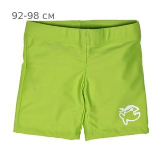 Шорты плавательные детские IQ-UV Jolly children, рост - 92-98 см, возраст - 2-3 года, цвет - салатовый (зеленый)