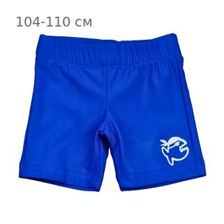 Шорты плавательные детские IQ-UV Jolly children, рост - 104-110 см, возраст - 4-5 лет, цвет - синий