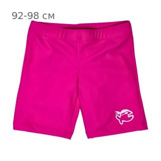 Шорты плавательные детские IQ-UV Jolly children, рост - 92-98 см, возраст - 2-3 года, цвет - розовый