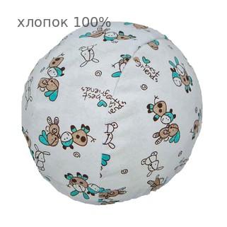 Шапочка для плавания грудничковая ЧудоТрусики ЛУЧШИЕ ДРУЗЬЯ, материал - хлопок 100%, цвет - белый