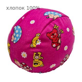 Шапочка для плавания грудничковая ЧудоТрусики СКАЗОЧНАЯ ИСТОРИЯ, материал - хлопок 100%, цвет - розовый