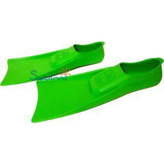 Ласты детские грудничковые Propercarry Baby Super Elastic, размер - 21-22, цвет - зелёный, 100% натуральный каучук, рис. 5 - Swimi - интернет магазин