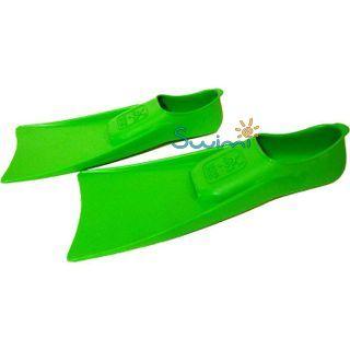 Ласты детские грудничковые Propercarry Super Elastic, размер - 23-24, цвет - зелёный, 100% натуральный каучук, рис. 5 - Swimi - интернет магазин