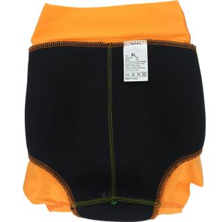 Низ гидрокостюма детский неопреновый Propercarry с нейлоновым покрытием, 2-3 года, размер - SL, 98 см, вес ребенка - от 14 до 16 кг, принт - Роботы на зеленом - артикул: SN1903-002SL, рис. 3 - Swimi - интернет магазин