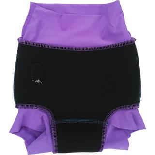Низ гидрокостюма детский неопреновый Propercarry с нейлоновым покрытием, от 3 до 6 месяцев, размер - S, 62-68 см, вес ребенка - от 6 до 8 кг, принт - Русалки на голубом - артикул: SN1903-001S, рис. 4 - Swimi - интернет магазин