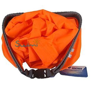 Герметичная сумка-мешок Bluefield водонепроницаемая, объём - 20 литров, цвет - красный, рис. 4 - Swimi - интернет магазин