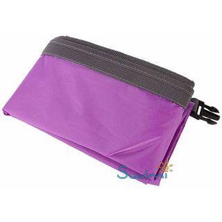 Герметичная сумка-мешок Bluefield водонепроницаемая, объём - 10 литров, цвет - фиолетовый, рис. 3 - Swimi - интернет магазин