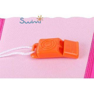 Детский жилет спасательный Manner для плавания, 1-2 года, цвет - розовый, неопрен, рис. 2 - Swimi - интернет магазин