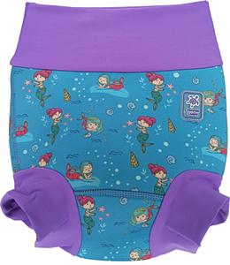 Низ гидрокостюма детский неопреновый Propercarry с нейлоновым покрытием, 2-3 года, размер - SL, 98 см, вес ребенка - от 14 до 16 кг, принт - Русалки на голубом - артикул: SN1903-001SL, рис. 1 - Swimi - интернет магазин